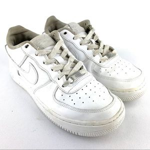 Nike | Air Force 1 Low Size 6.5 Youth White